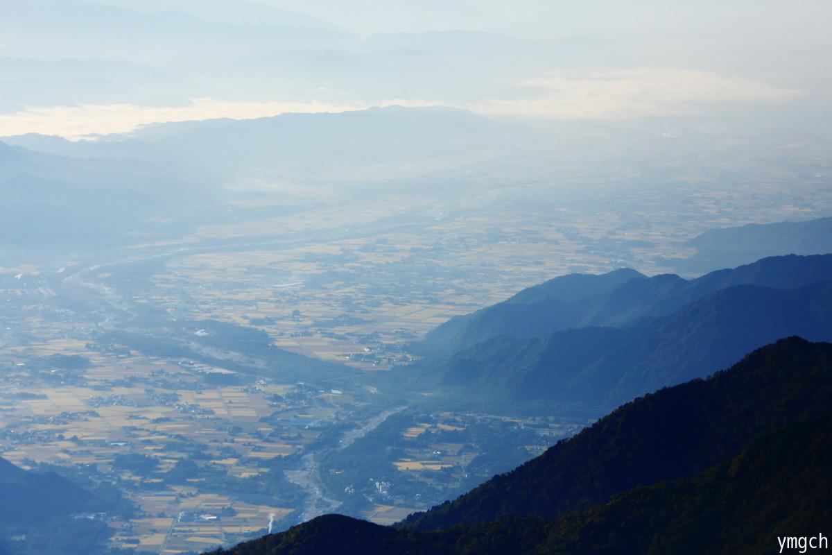 秋山シーズ到来!北アルプスの稜線へ (鹿島槍ヶ岳2)_f0157812_08103315.jpg