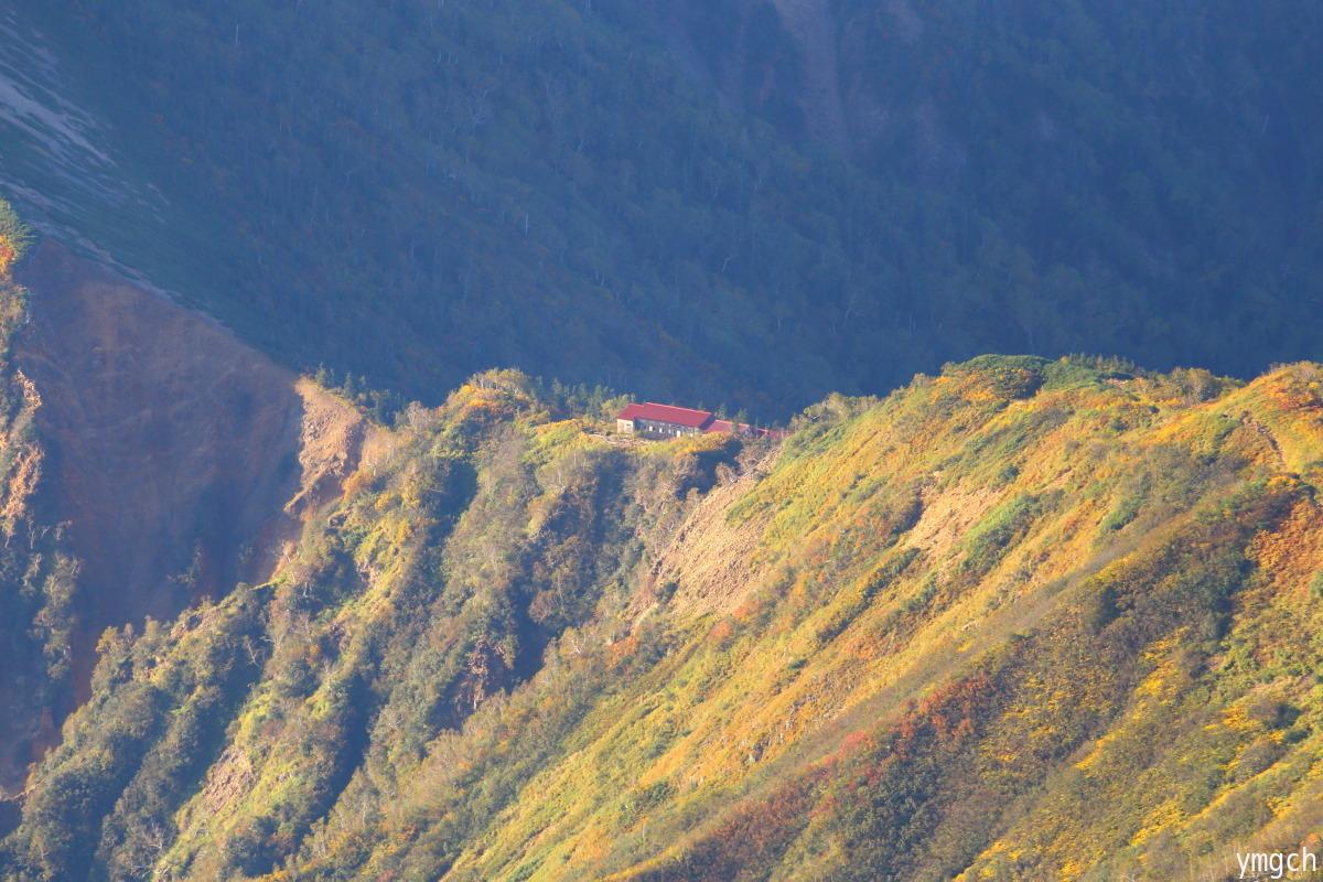 秋山シーズ到来!北アルプスの稜線へ (鹿島槍ヶ岳2)_f0157812_08111765.jpg