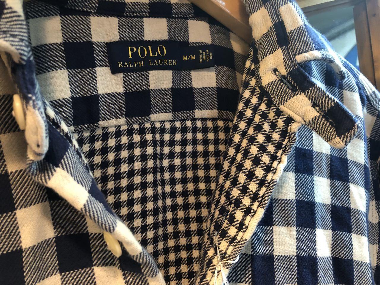 10/6(日)入荷!POLO RALPH LAUREN チンスト シャツ!_c0144020_14024260.jpg