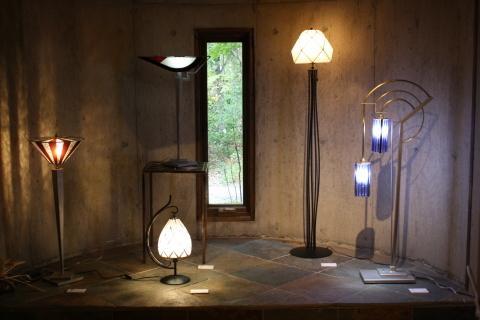 大須賀昭彦 和子 ステンドグラスの灯り展_a0260022_12361274.jpg