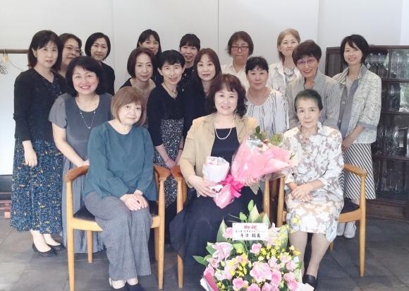 お菓子教室20周年記念ランチパーティー_e0071324_20442536.jpeg