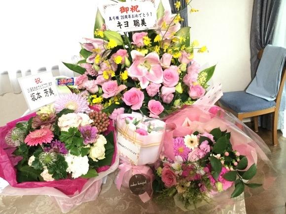 お菓子教室20周年記念ランチパーティー_e0071324_20455634.jpeg