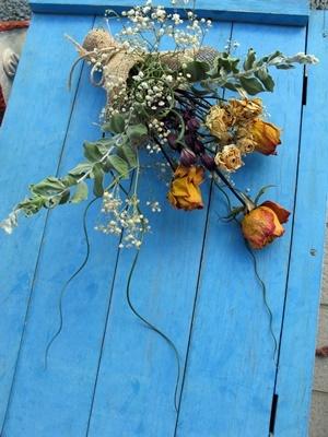 薔薇のスワッグ_f0129726_19103592.jpg