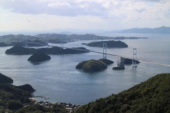愛媛 しまなみ海道の旅① とコロッケ弁当_d0359935_20242819.jpg