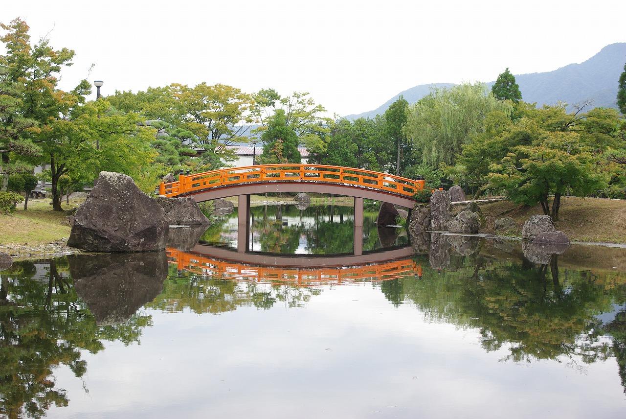 秋の福井の旅 紫式部公園_d0043136_1024468.jpg