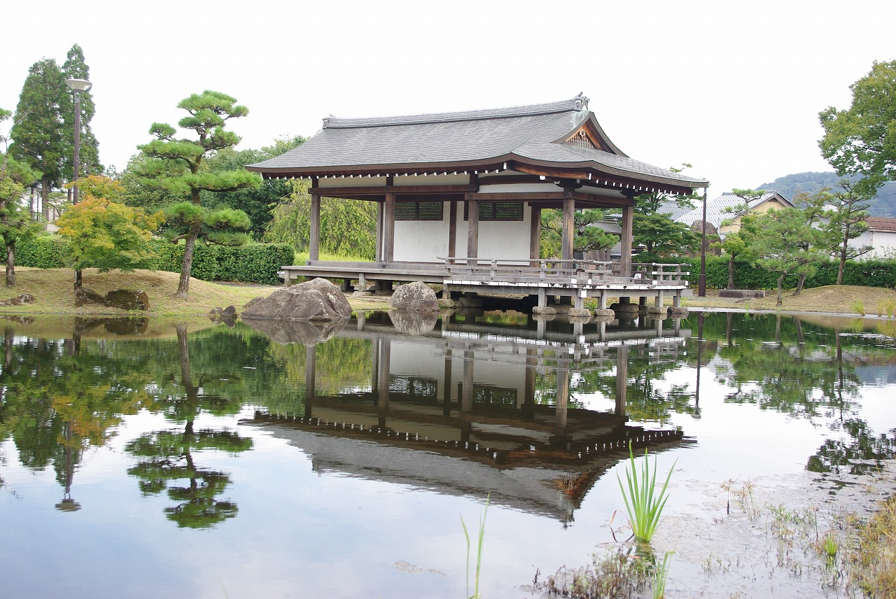 秋の福井の旅 紫式部公園_d0043136_10291618.jpg