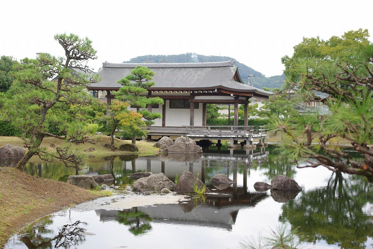 秋の福井の旅 紫式部公園_d0043136_19512271.jpg