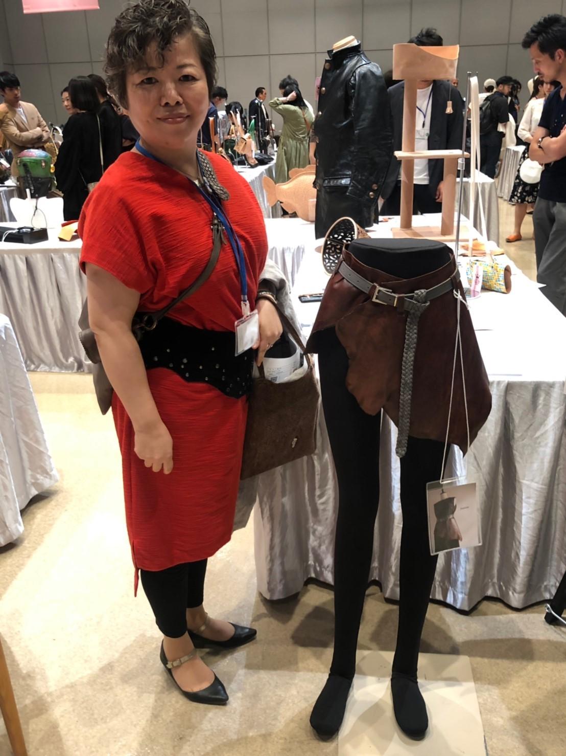 【Japan Leather Award 2019】一般公開&懇親会無事に終了いたしました。_f0340942_15324144.jpg