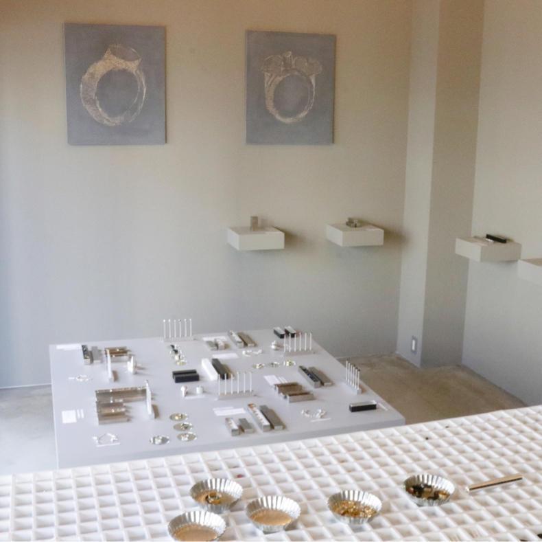 "Small Factory Ring Exhibition Vol.9 \""Focus on Roulette\"" at KOCA がかっこいい!_c0060143_11290467.jpg"