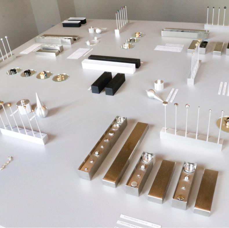 "Small Factory Ring Exhibition Vol.9 \""Focus on Roulette\"" at KOCA がかっこいい!_c0060143_11290501.jpg"