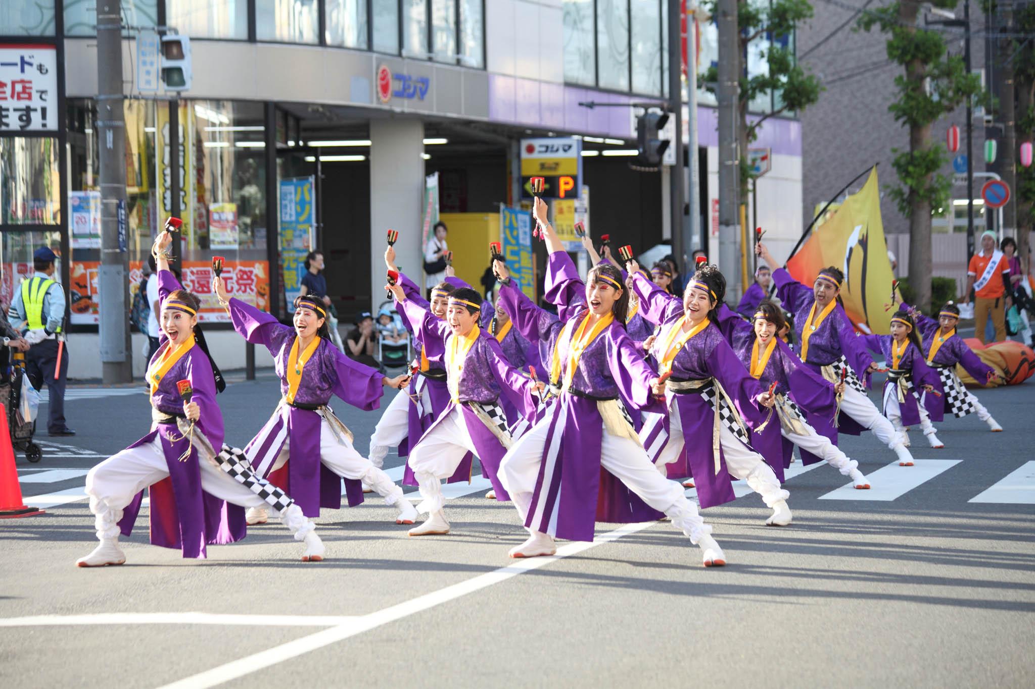 ISEHARAソーレパレード2019【4】_c0299360_22134081.jpg