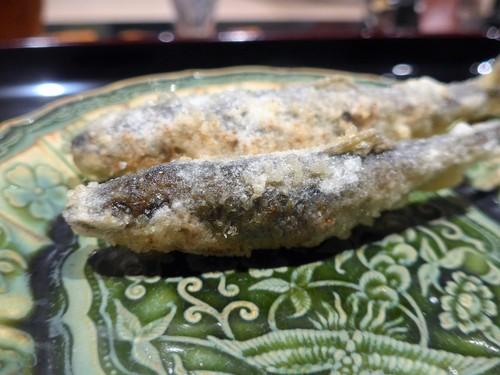 三田「日本料理 晴山」へ行く。_f0232060_1710726.jpg