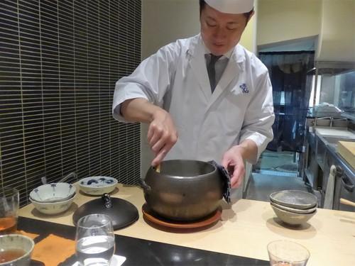 三田「日本料理 晴山」へ行く。_f0232060_1714037.jpg
