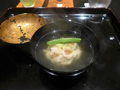 三田「日本料理 晴山」へ行く。_f0232060_172631.jpg
