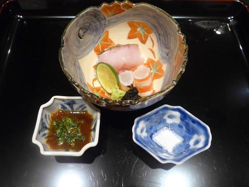 三田「日本料理 晴山」へ行く。_f0232060_173746.jpg