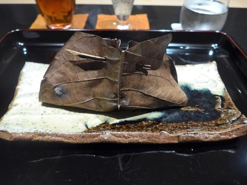 三田「日本料理 晴山」へ行く。_f0232060_1754412.jpg