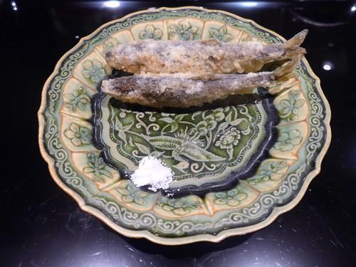 三田「日本料理 晴山」へ行く。_f0232060_1795290.jpg