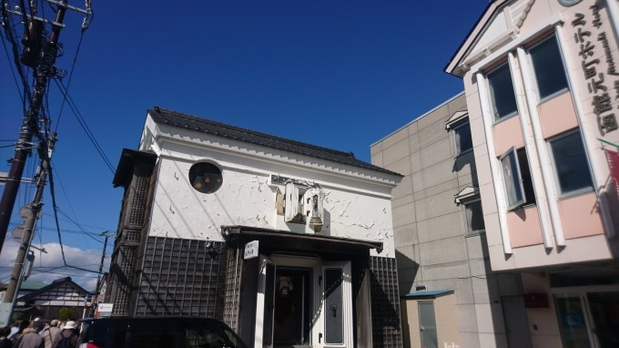 ペンションじょう蔵は、高田屋本店跡地に建つ。防火のための井戸を掘削_b0106766_17371350.jpg