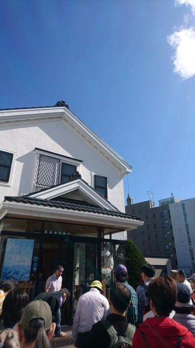 ペンションじょう蔵は、高田屋本店跡地に建つ。防火のための井戸を掘削_b0106766_17371359.jpg