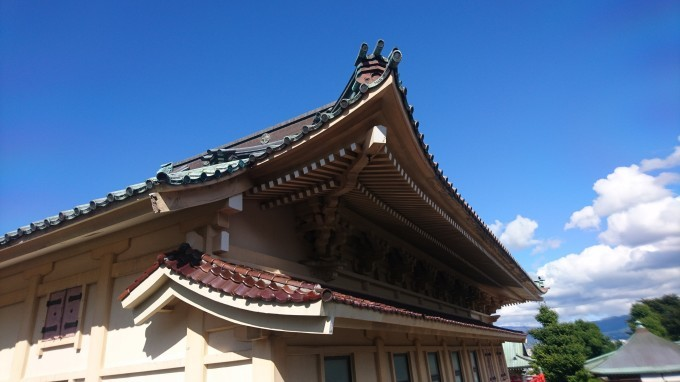 函館称名寺の屋根に葵紋。高田屋嘉兵衛の墓_b0106766_17463823.jpg