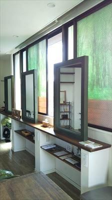 美容室のアトリエクーズさん_d0165772_20264696.jpg