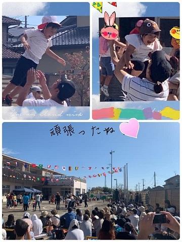 運動会&レッスン_e0040673_16320072.jpg