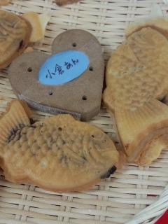 秋の北海道物産展 とかち屋のうす皮たい焼き 黒豆あん_f0112873_21392667.jpg