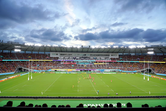 2019.9.29 RUGBY WORLD CUP 2019 JAPAN【プールD】オーストラリア vs ウェールズ@東京 行ってきた☆_a0353681_19594922.jpg