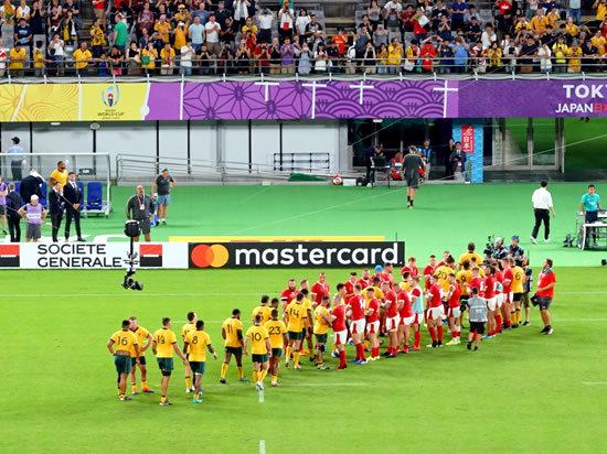 2019.9.29 RUGBY WORLD CUP 2019 JAPAN【プールD】オーストラリア vs ウェールズ@東京 行ってきた☆_a0353681_19595711.jpg