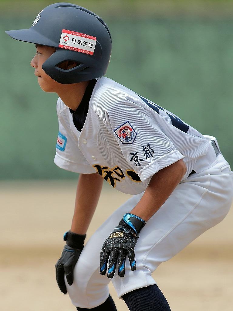 第15回京丹後ボーイズ親善試合 vs朝来ボーイズ3_a0170082_20005472.jpg