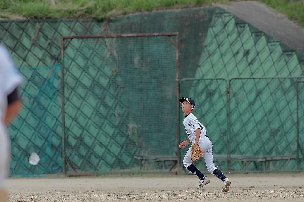 第15回京丹後ボーイズ親善試合 vs朝来ボーイズ3_a0170082_20013977.jpg