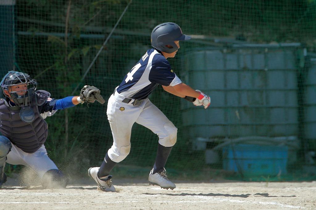 練習試合 vs龍野ボーイズ18_a0170082_20101053.jpg