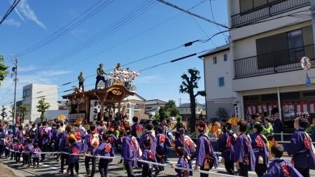 祭シリーズ 3年に一度の『藤枝大祭り』の見物_b0011584_09334256.jpg