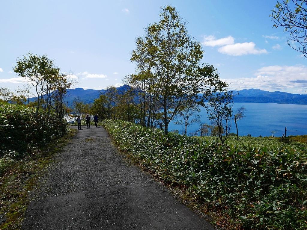 Sさんの山復帰で紋別岳、2019.10.6_f0138096_21140083.jpg