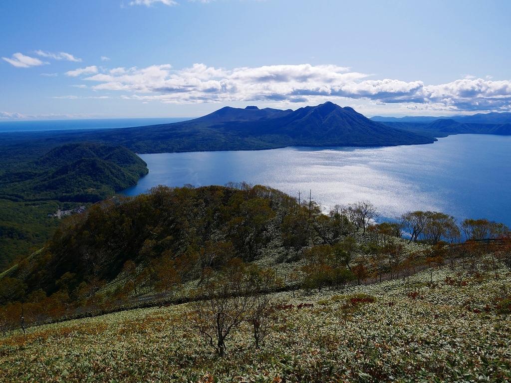 Sさんの山復帰で紋別岳、2019.10.6_f0138096_21144702.jpg