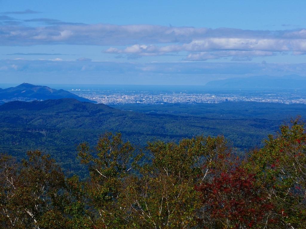 Sさんの山復帰で紋別岳、2019.10.6_f0138096_21145412.jpg