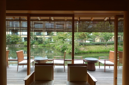 「フォーシーズンズホテル京都」でアフタヌーンティー。_b0118001_22302206.jpg