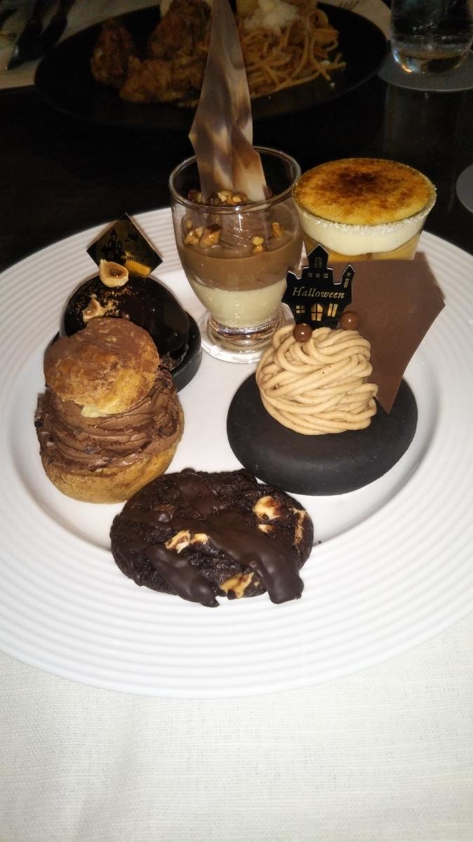 ウェスティンホテル東京 ザ・テラス チョコレートデザートブッフェ_f0076001_23481500.jpg