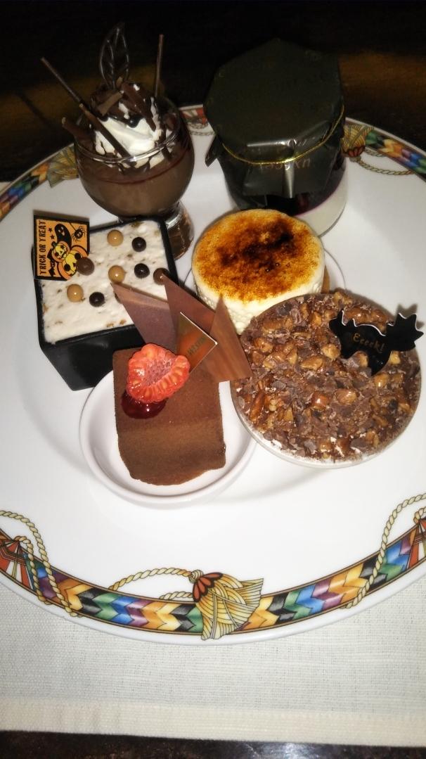 ウェスティンホテル東京 ザ・テラス チョコレートデザートブッフェ_f0076001_23515740.jpg