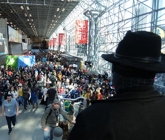 NYCC2019、クイーンのボヘミアン・ラプソディにあわせてダンス_b0007805_03525810.jpg