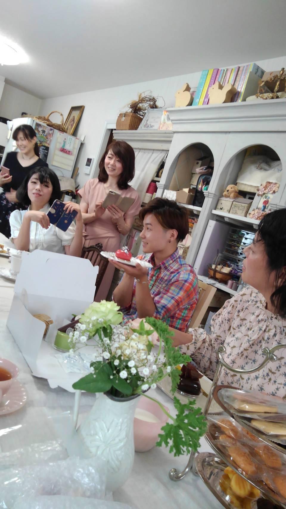 ご参加くださいました会員の皆さまありがとうございました♡Seijiroファンクラブ設立アニバーサリーファンミーティング@アトリエクレア_a0157409_22024432.jpeg
