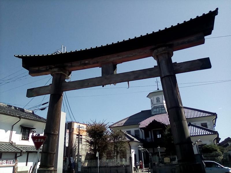 国産店ツーリング IN近江八幡_a0169121_12342491.jpg