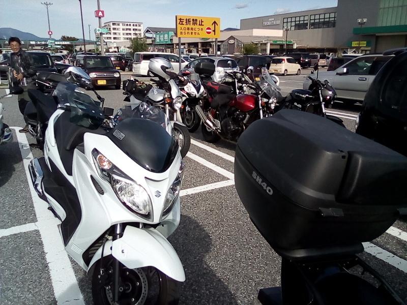 国産店ツーリング IN近江八幡_a0169121_12433823.jpg