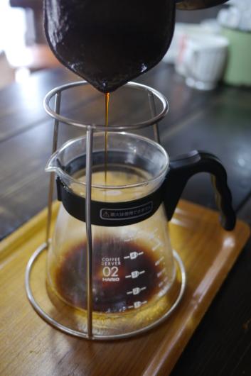 **   寒露 コロンビアコーヒー ** _b0136223_20101031.jpg