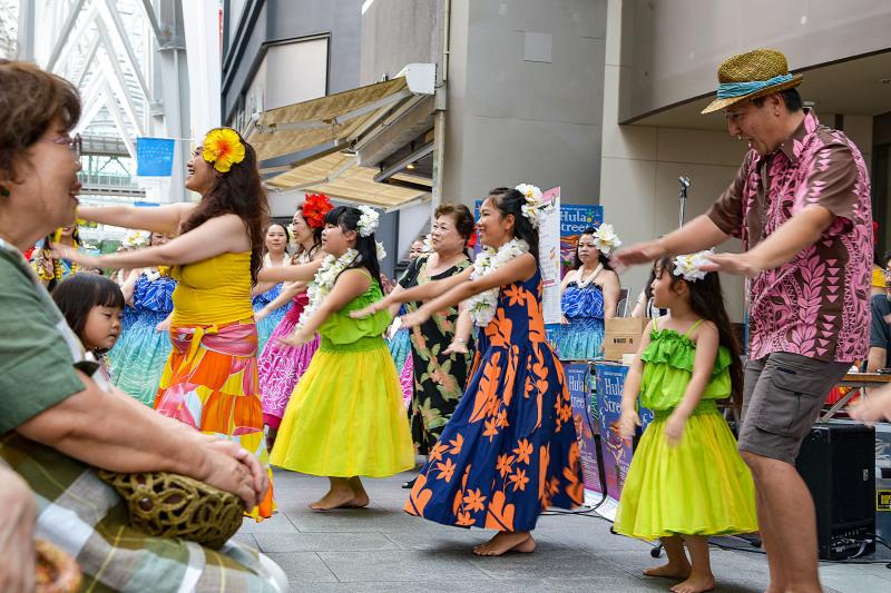 高松フラストリート 2019 たっきーフラスタジオ プリメリア 花 ステージ ⑥ PM_d0246136_16540637.jpg
