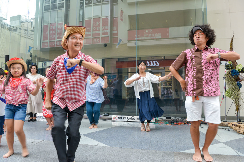高松フラストリート 2019 たっきーフラスタジオ プリメリア 花 ステージ ⑥ PM_d0246136_16541992.jpg