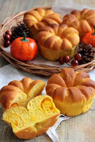 【レシピ】かぼちゃのクラウン~楽しい成形_a0165538_15192878.jpg