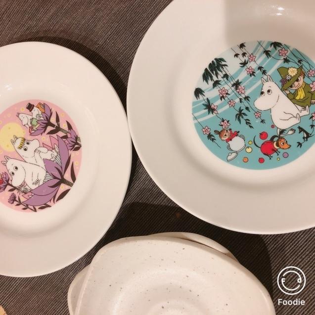 お皿と美容は安上がり_e0379544_21205933.jpeg