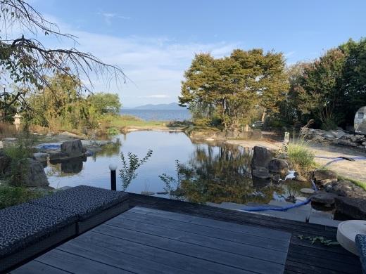 秋やで 琵琶湖モンスターバス やで。_a0154045_16030906.jpg