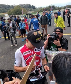 【東京五輪 自転車競技 MTB】_e0093046_11333807.jpg